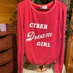 "Wildfox Beach Jumper ""Cyber Dream Girl"""